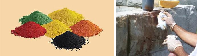 Как покрасить бетон своими силами
