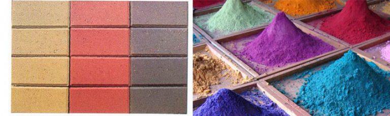 Как придать цвет бетону своими руками 87