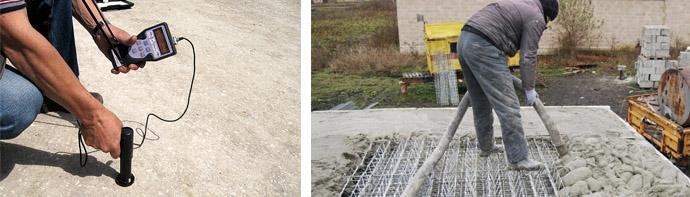 Продолжительность схватывания бетонной смеси
