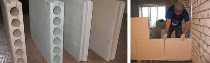 Что такое пазогребневые блоки