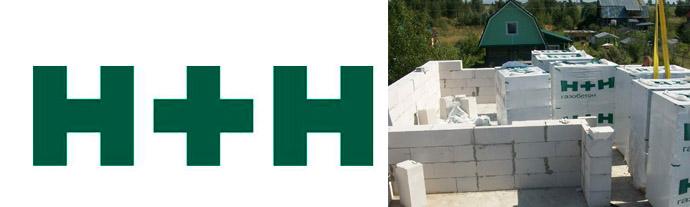 Блоки из ячеистого бетона Н+Н