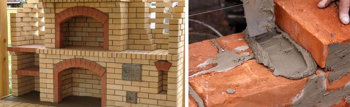 Где применяется жаропрочный цемент