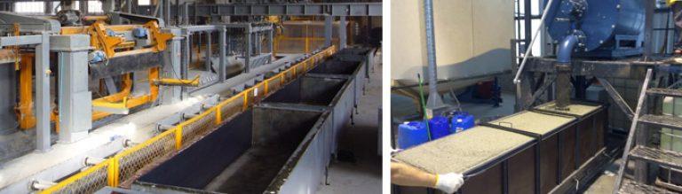 Оборудование по производству газобетона в домашних условиях