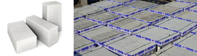 Пеноблок с габаритами 60х30х20 см