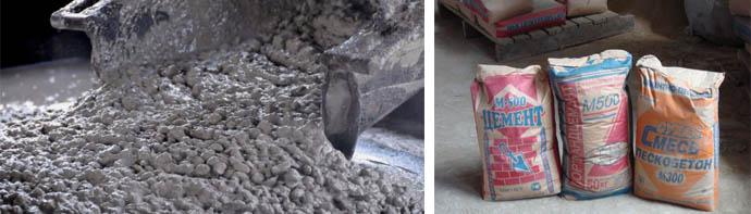 Показатель удельного веса цементного состава