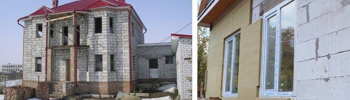 Почему строить дома из пенобетона проще всего