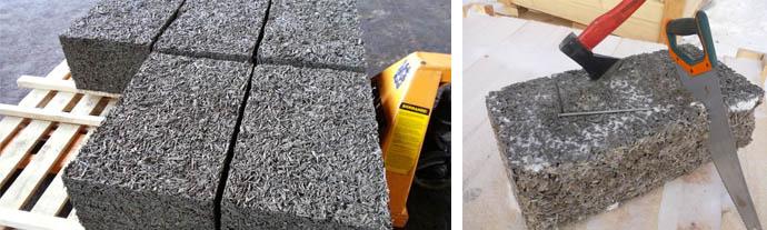 Арболит: состав, пропорции, технология изготовления в домашних условиях