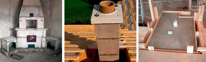 Сфера применения жаростойких бетонов