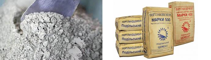 Цена упаковки цемента 50 кг