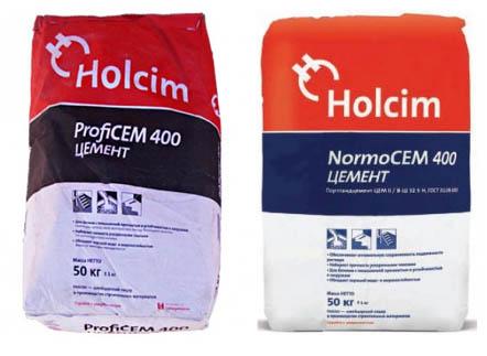 ProfiCem и NormoCem