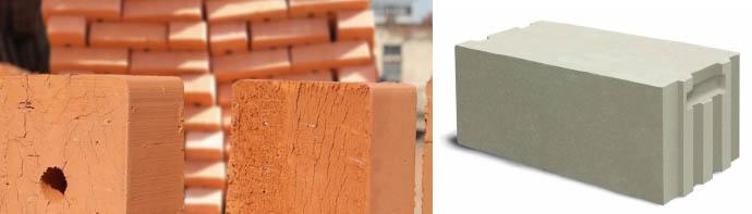 Особенности керамо- и газоблоков