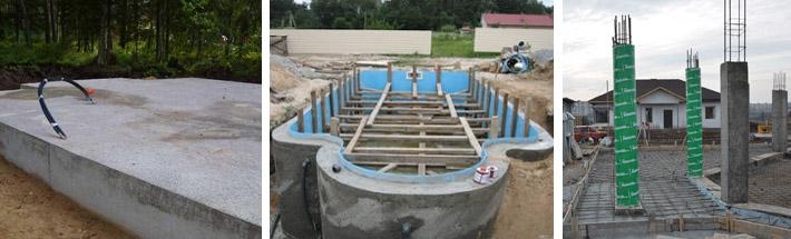 Сфера применения бетона марки М350