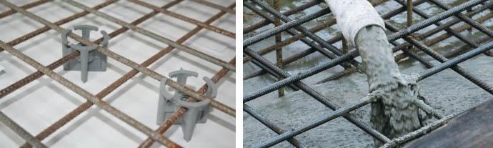 Защитный слой бетона для арматуры: что это такое, для чего нужен, минимальная толщина