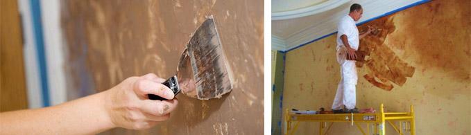 Самостоятельное оштукатуривание стен