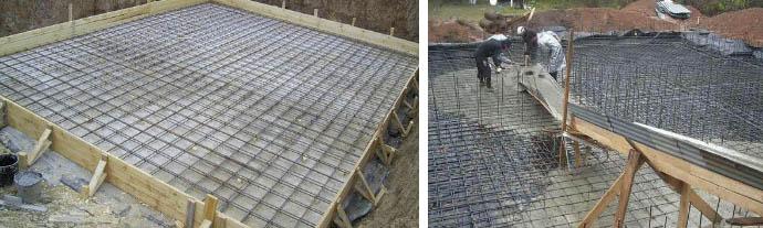 Сколько стоит построить фундамент