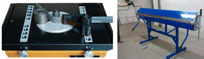 Электрическая схема гибочного станка для арматуры