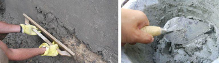 Штукатурка стен цементным раствором своими руками без маяков 58