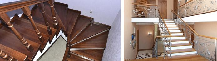 Деревянный декор для лестниц