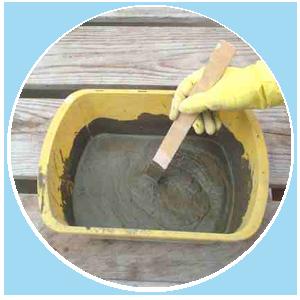 Как развести и приготовить цемент