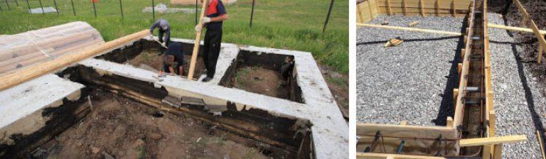 Когда снимать опалубку после заливки бетона летом лесницы