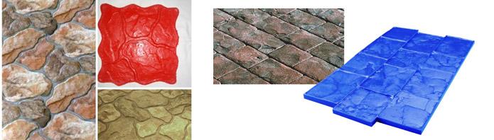 Полиуретановые и пластмассовые формы