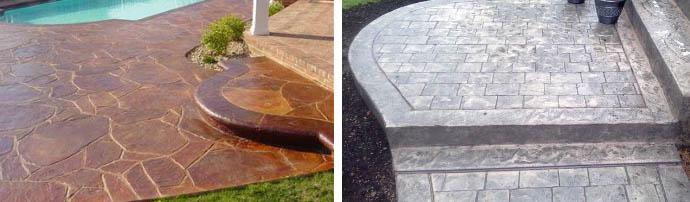 Создание декоративного бетона
