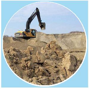 Применение песка речного в строительстве