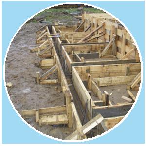 Как самому построить опалубку для фундамента