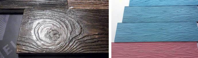 Штампы для бетонной поверхности