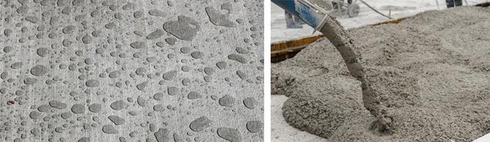 Водостойкость бетона