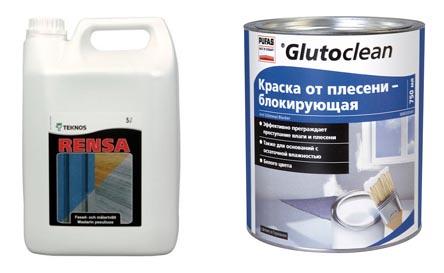 Защитные составы для бетона