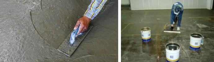 Упрочнение бетона