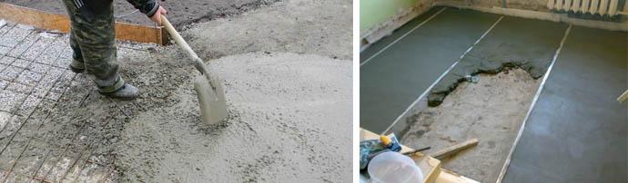 Как долго застывает цемент