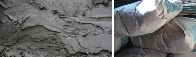 Плотность цементных смесей