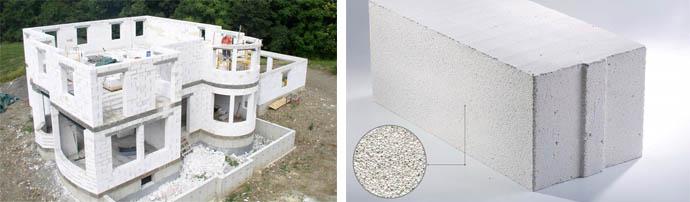 Обзор мнений об использовании газоблоков в частном строительстве