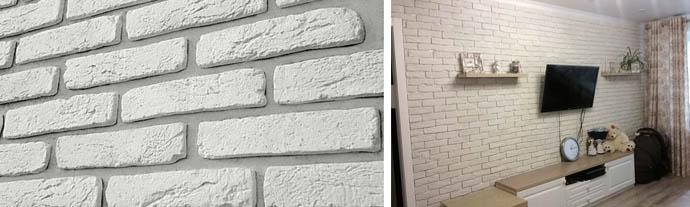 Белый облицовочный кирпич лучший вариант декоративной отделки