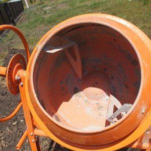 Объем барабана бетономешалки