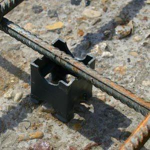 Толщина защитного бетонного слоя для арматурных прутьев