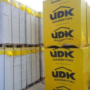 Газобетонные блоки марки ЮДК