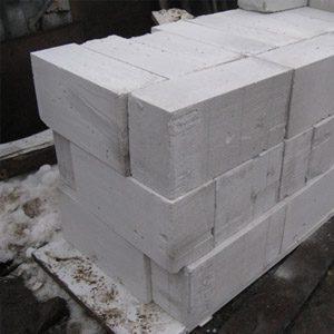 Газобетонные блоки размером 20х30х60 см, цена за штуку