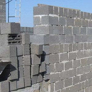 Размер блоков из газобетона для кладки несущих конструкций