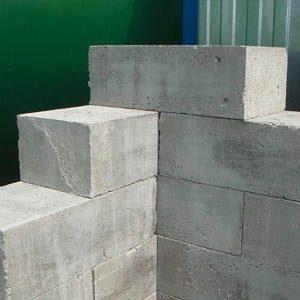 Количество блоков из газосиликата в кубометре