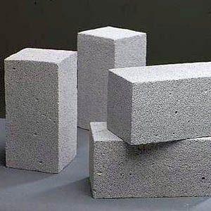 Сколько весит пенобетонный блок?
