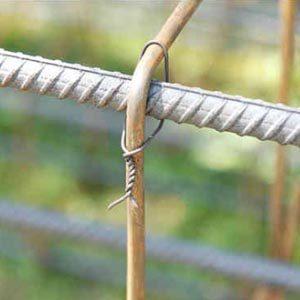 Правила вязки арматурных прутьев
