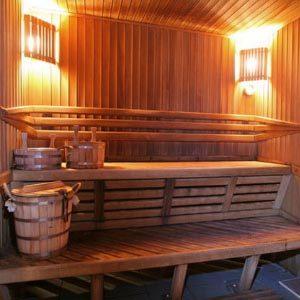 Обзор вариантов отделки газобетонной бани изнутри