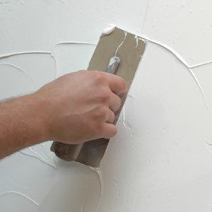 Рельефная декоративная штукатурка своими силами