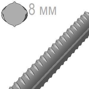 Арматура диаметром 8 мм