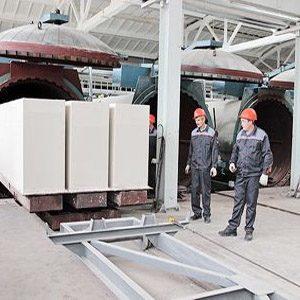 Обзор оборудования для изготовления блоков из газобетона
