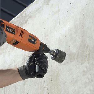 Обзор коронок для сверления подрозетников в бетоне