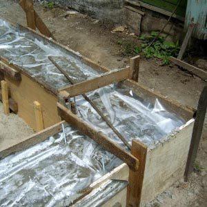 Сроки схватывания бетонного раствора в опалубке